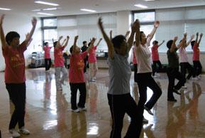 須坂エクササイズ 活動サークルの写真